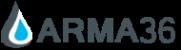 Логотип компании Арма36
