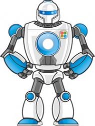 Логотип компании Роботрек