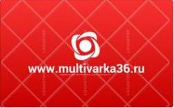 Логотип компании Мультиварка36