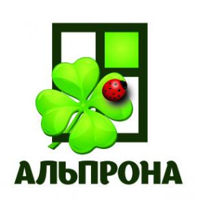 """Логотип компании Оконная Мастерская ООО """"АльПроНа"""""""