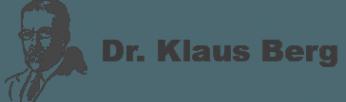 Логотип компании Dr. Klaus Berg