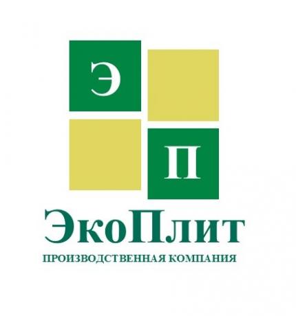 """Логотип компании ПК """"ЭкоПлит"""""""
