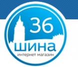 Логотип компании Шина-36